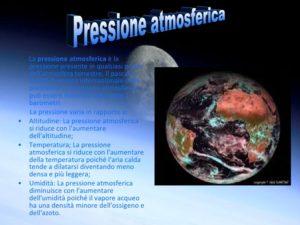 atmosferik presyon