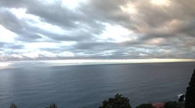 nuvole a strati
